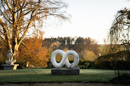 'Vanya' at on form sculpture exhibition