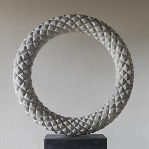 Galvano: CARRARA MARBLE, 2015: W 120cm, H 138 cm, D 18 cm; £20,000