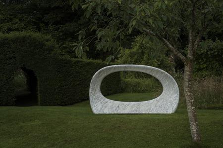 Ortollo: CARRARA MARBLE, 2016; W 285 cm, H 154 cm, D 40 cm; £36,000
