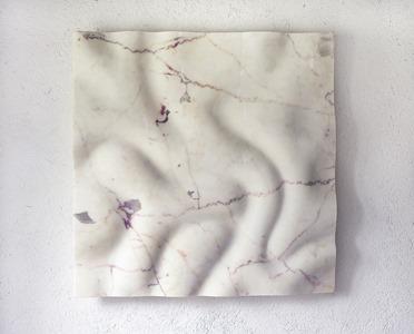 Lamberal: PORTUGUESE MARBLE, 2012; W 64 cm, H 64 cm, D 7cm; £8,200