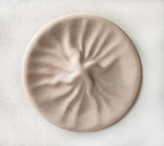 LIFT: PORTUGUESE MARBLE, 2007; W 81 cm, H 81 cm, D 15 cm; £9,400