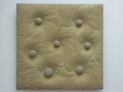 NAVARINO: HORNTON STONE, 2002: W 69 cm, H 69 cm; £8,200