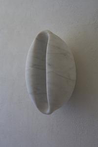 SPLIT I: PORTUGUESE MARBLE, 2007: W 38 cm, H 57 cm, D 24 cm; £8,600